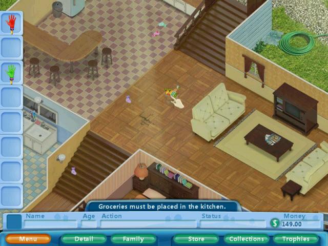 虚拟家庭下载 虚拟家庭攻略 虚拟家庭