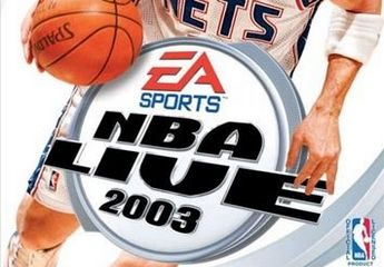 NBA Live 2003图片