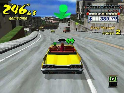 疯狂出租车2图片