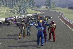 卡丁车公开赛图片