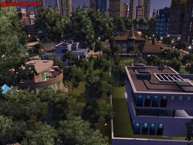 城市生活:2008版图片