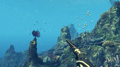 海底猎人图片
