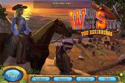 狂野西部:开篇图片