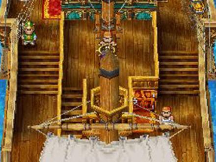 勇者斗恶龙Ⅴ 天空的新娘图片