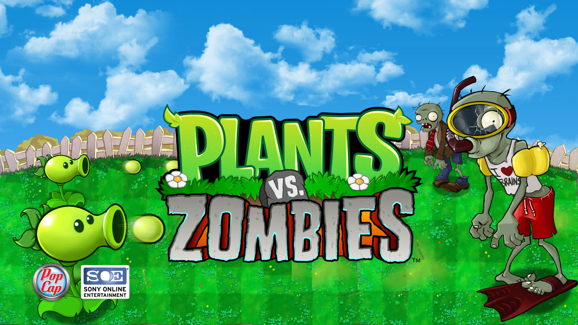 plants vs zombies pc 下载