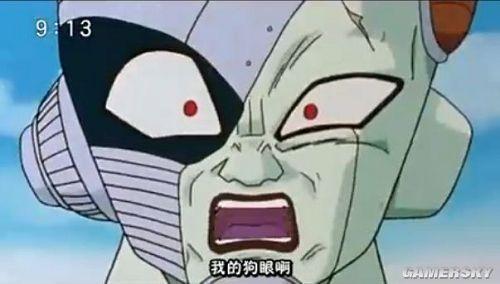 《龙珠》爆笑魔兽版 贝吉塔变身惩戒骑士