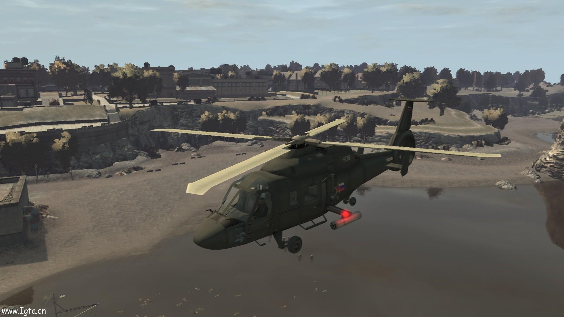 侠盗猎车手的直升飞机图片_《侠盗猎车手圣安地列斯》稀有的直升机和警