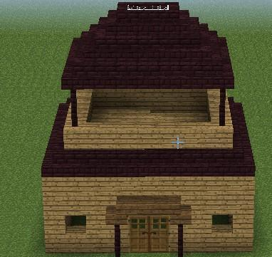 我的世界房子图片_我的世界房屋设计图