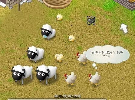 QQ牧场图片
