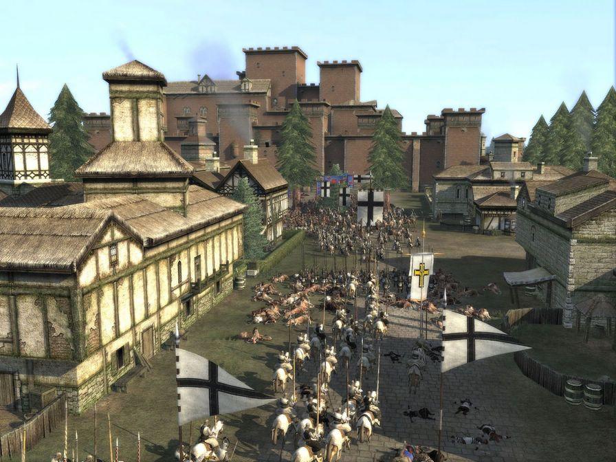 中世纪2:全面战争之王国图片