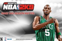 NBA 2K9图片