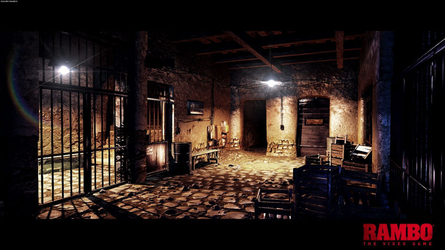 兰博:游戏版图片