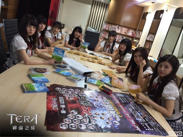 少女天团SNH48回顾TERA艾琳精彩图集助阵可爱男装女生的图片