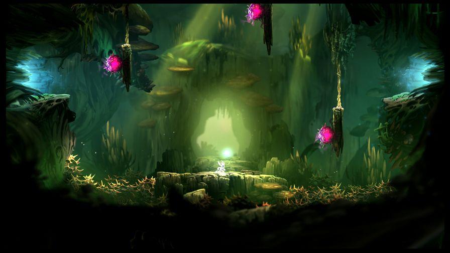 ori:迷失森林图片