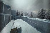 团队战地图冰工厂 非常规点位打法解析