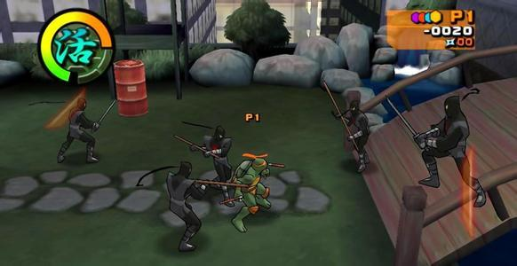 忍者神龟2秘籍 WinKawaks街机游戏全集