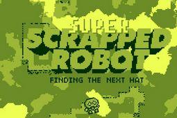 超级废旧机器人