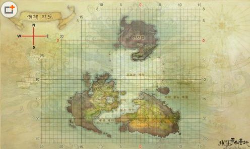 AGE新手攻略 怎么样在游戏中使用地图功能