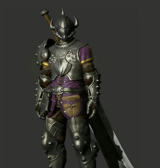 大剑玩家的福音 韩服神佑游戏双手剑隐现