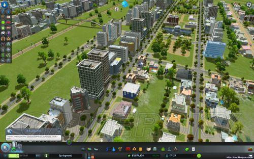 城市 天际线 交通不堵车规划方案