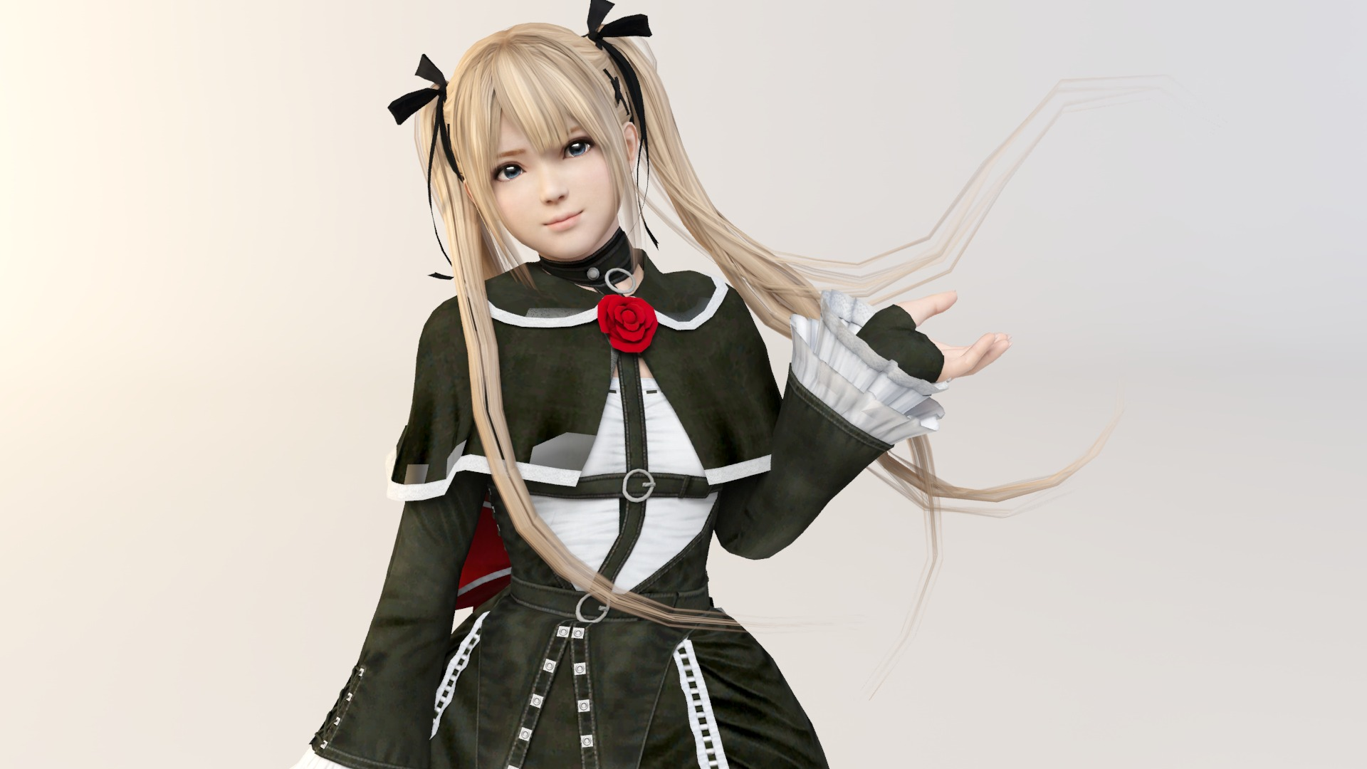 Dead or alive marie rose dirty girl - 2 1