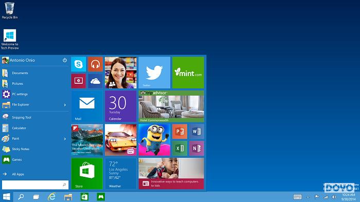 原版windows xp系统,微软将优先推出PC版WIN 10 手机/Xbox平台需稍等