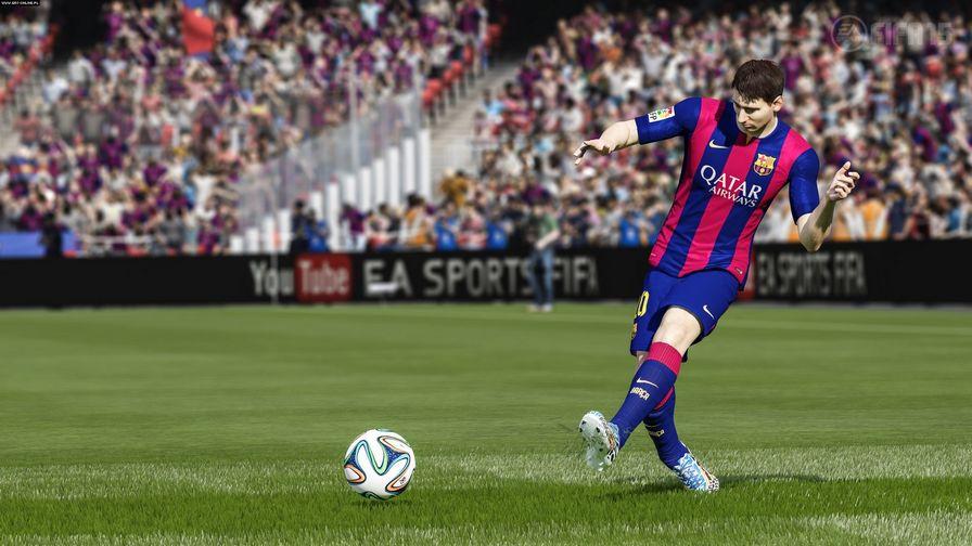 FIFA 15图片