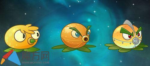 植物大战僵尸全明星-柚子系植物