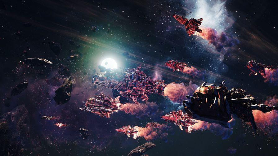 哥特艦隊:阿瑪達圖片
