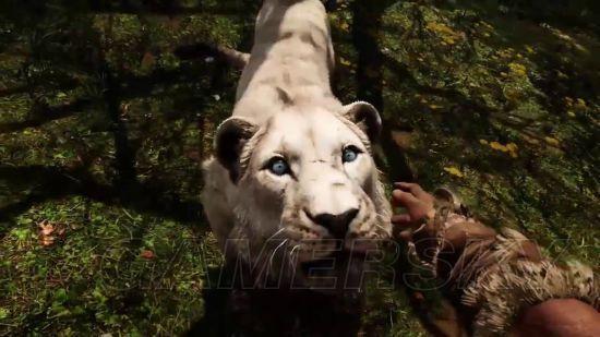 魂 原始杀戮 洞狮介绍及狩猎奖励