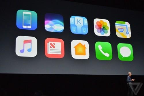 苹果IOS10正式亮相:10大改进全面提升用户体验