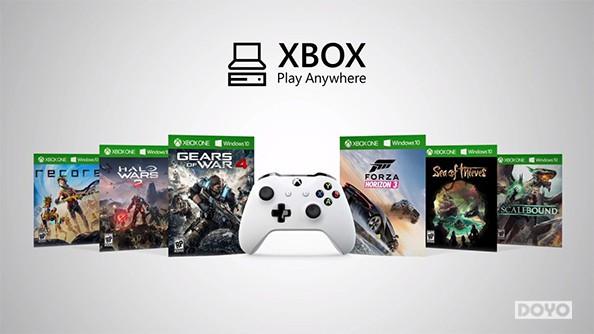xp系统,Win10将支持Play anywhere PC也能玩Xbox大作