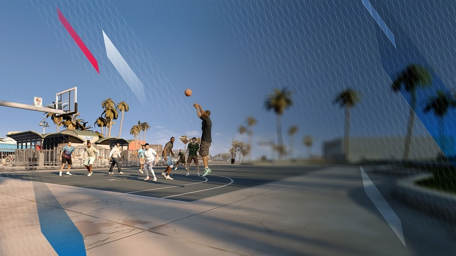 NBA Live 17图片