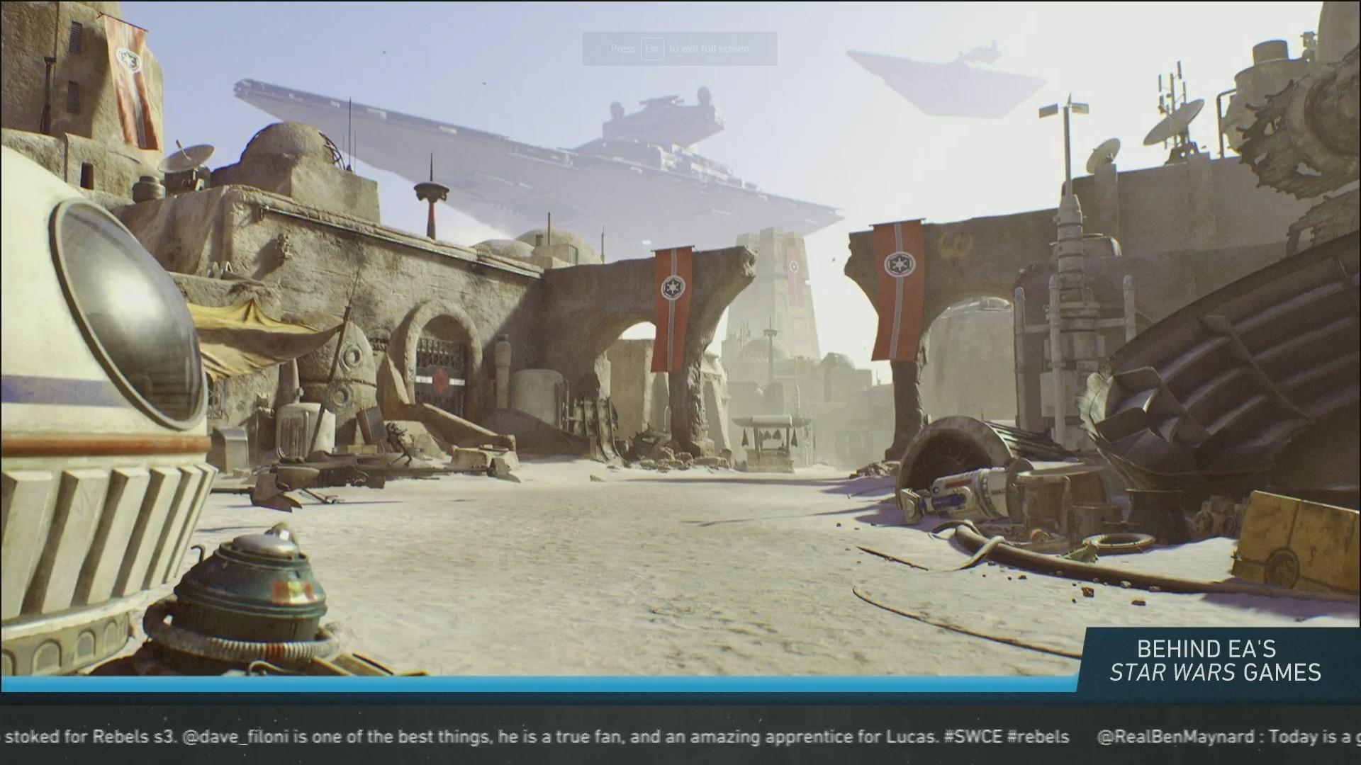神秘海域团队打造 游戏《星球大战》单机详情