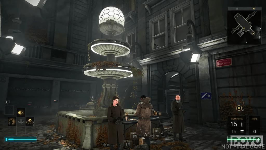 《杀出重围:人类分裂》想加入VR 但难度太大