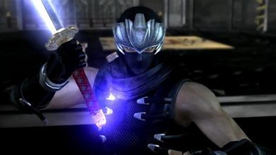 忍者龙剑传2图片