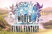中文《最终幻想世界》今日发售 试玩演示放出