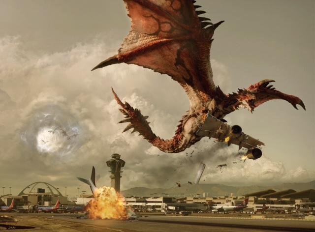 怪物猎人要出两部电影 采用生化危机系列电影导