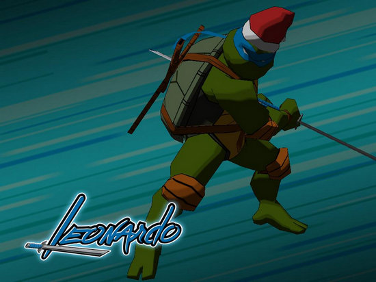 忍者神龟图片