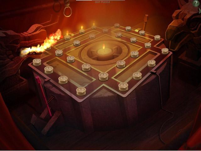 谜画之塔2:暗夜飞行图片