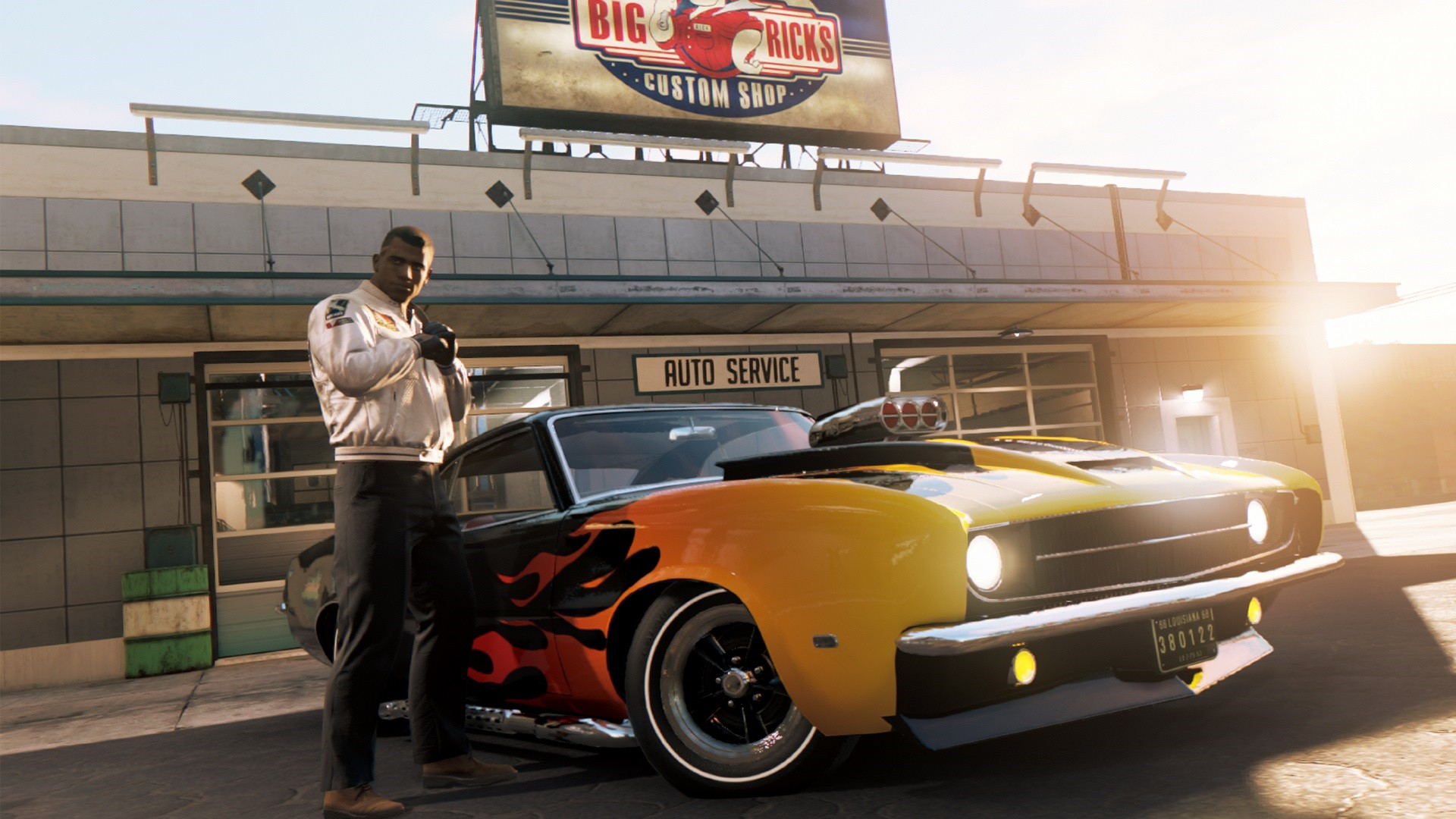 《黑手党3》免费补丁新增跑车改装和赛车竞速