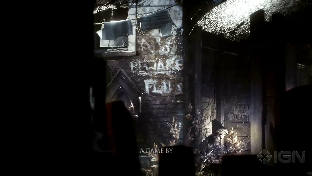 《吸血鬼》最新恐怖预告片 完整通关需30个小时