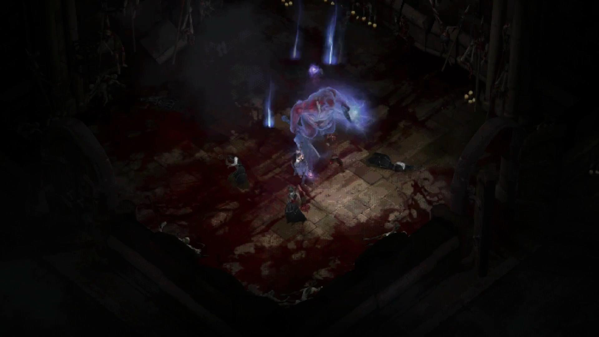 庆暗黑20周年《暗黑破坏神3》视频展出怀旧内容
