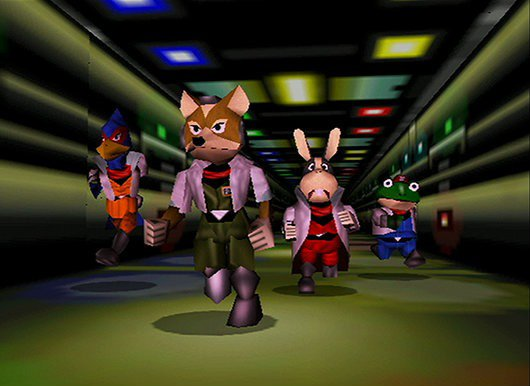 《星际火狐64》加入Wii U模拟器 再次重温经典作