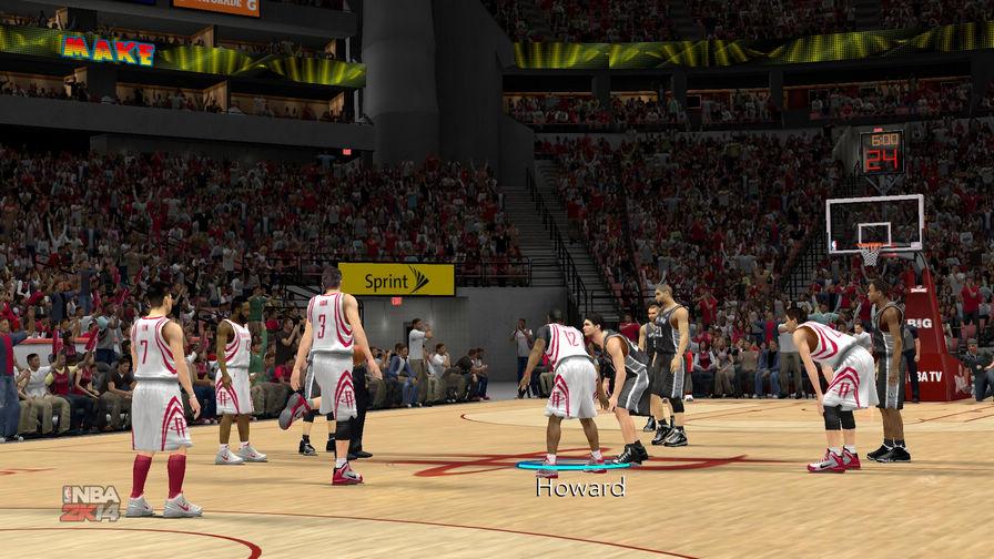 NBA 2K14图片