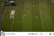 《FIFA 17》欧冠八分之一决赛比赛视频
