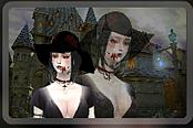 《模拟人生4》吸血鬼萌妹捏脸视频