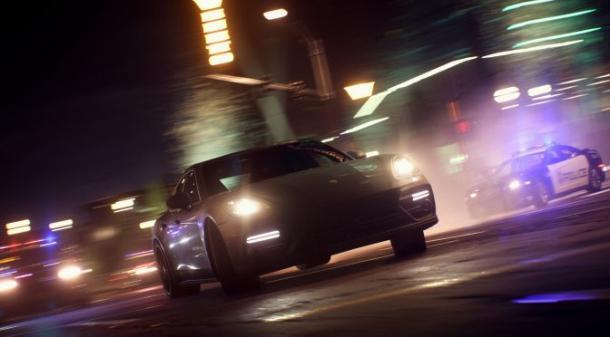 画质惊艳 《极品飞车20》新款宝马M5竞速模式演示