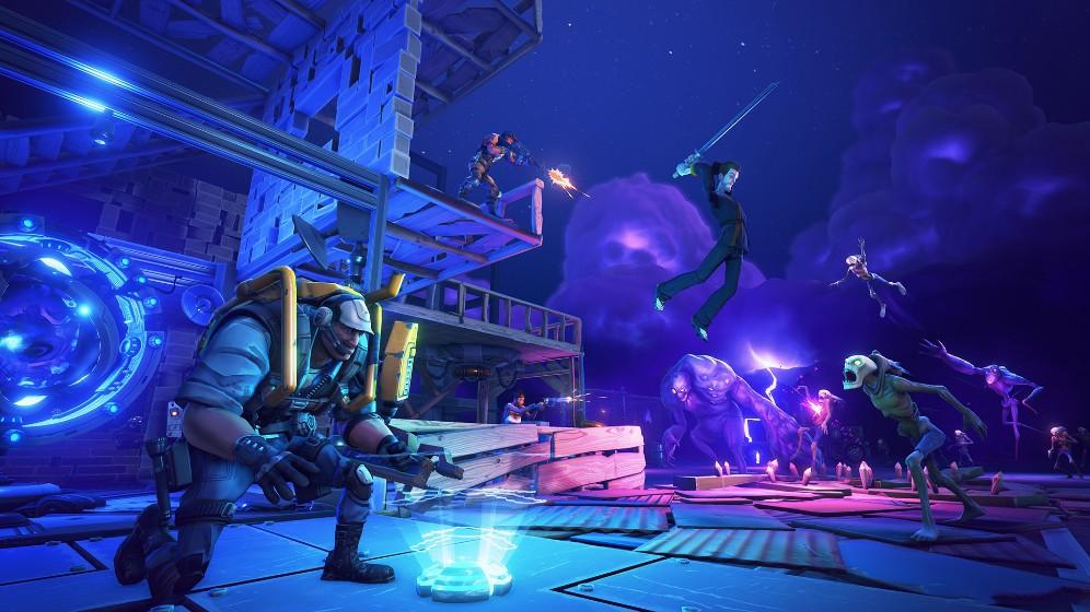 堡垒之夜图片