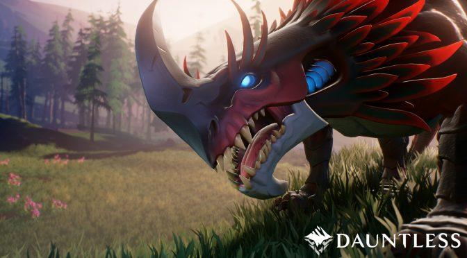 在线合作怪物猎人《<a class='simzt' href='http://www.3dmgame.com/games/dauntless/' target='_blank'>无畏</a>》进入封闭beta测试阶段